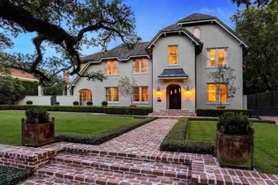 1611 South Boulevard, Houston, TX 77006 - MLS#: 79468289
