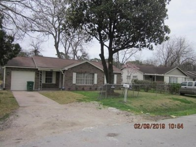 3015 Oklahoma Street, Houston, TX 77093 - MLS#: 79524916