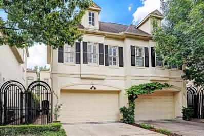2431 North Boulevard, Houston, TX 77098 - MLS#: 79824006