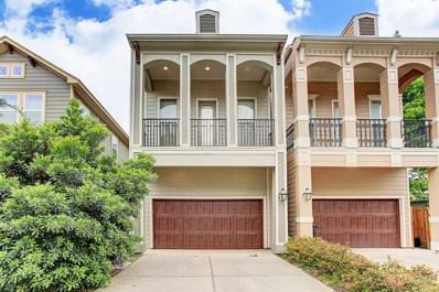 825 Lawrence Street, Houston, TX 77007 - MLS#: 80026546