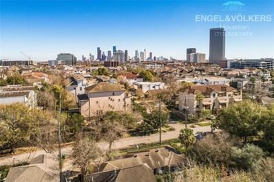 4402 Gibson Street, Houston, TX 77007 - MLS#: 8010724