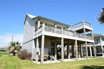 2932 Lakeside Drive, Crystal Beach, TX 77650 - MLS#: 81391318