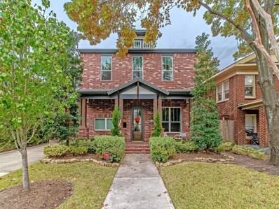 1720 Colquitt Street, Houston, TX 77098 - MLS#: 81480475