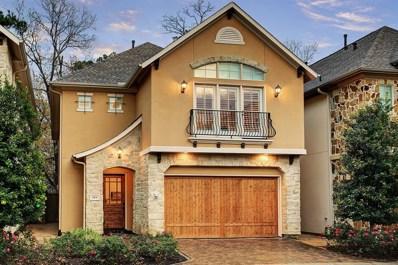 1404 Aston Park Drive, Houston, TX 77055 - MLS#: 81520382