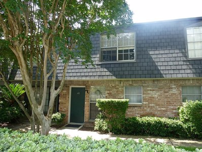 8927 Gaylord Drive UNIT 147, Houston, TX 77024 - MLS#: 81892692