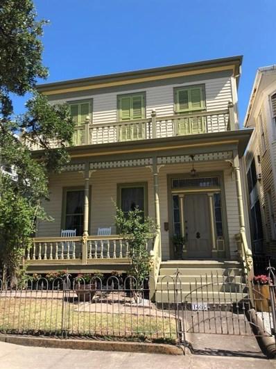 1405 Post Office Street, Galveston, TX 77550 - MLS#: 82296749