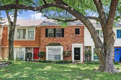 6420 Burgoyne Road UNIT 151, Houston, TX 77057 - MLS#: 82535625