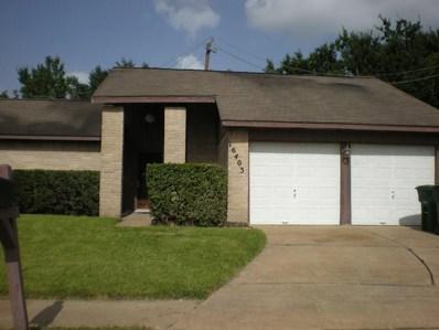 16403 Quail Call Drive, Houston, TX 77489 - MLS#: 83240683