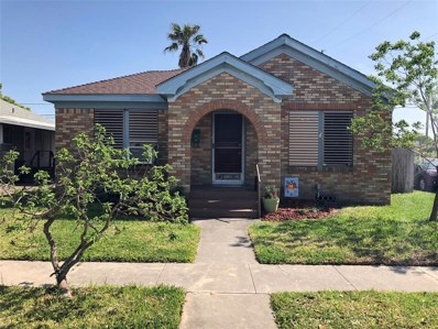 4915 Houston Drive, Galveston, TX 77551 - MLS#: 8342289