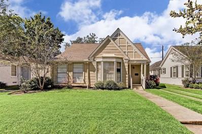 5818 Auden Street, West University Place, TX 77005 - MLS#: 83782449