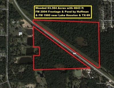 28515 Fm 2100, Huffman, TX 77336 - MLS#: 84385991