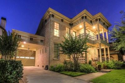 535 Merrill Street, Houston, TX 77009 - #: 8466069