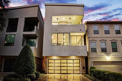 6504 Rodrigo Street UNIT A, Houston, TX 77007 - MLS#: 8468484