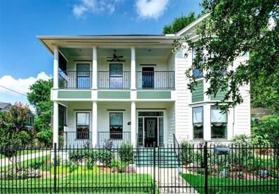 2501 Nicholson, Houston, TX 77008 - #: 84702631