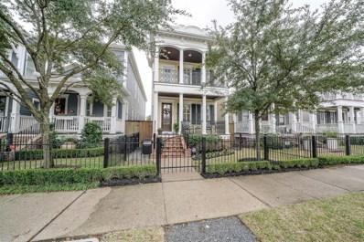 538 W 23rd Street, Houston, TX 77008 - MLS#: 85086866