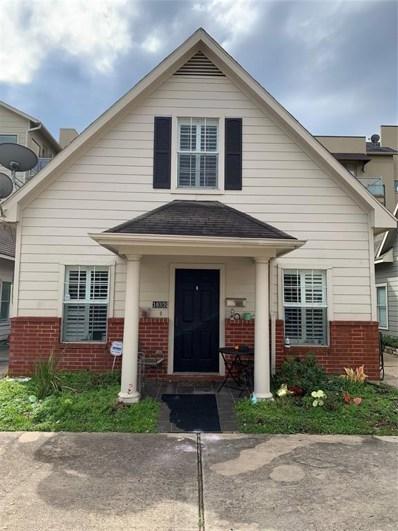 1402 Dennis Street UNIT B, Houston, TX 77004 - MLS#: 85117447