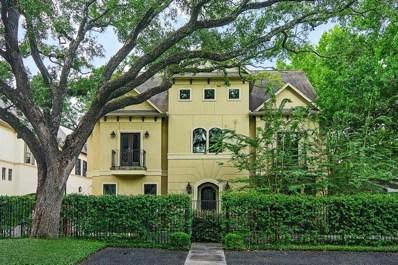 32 Lana Lane UNIT A, Houston, TX 77027 - MLS#: 85307308