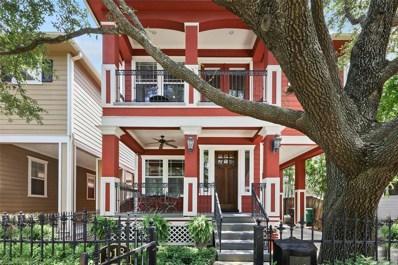 518 W 18th Street, Houston, TX 77008 - #: 8540110