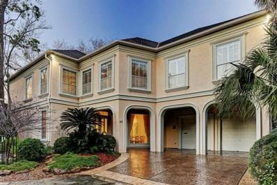 63 W Terrace, Houston, TX 77007 - MLS#: 85745777