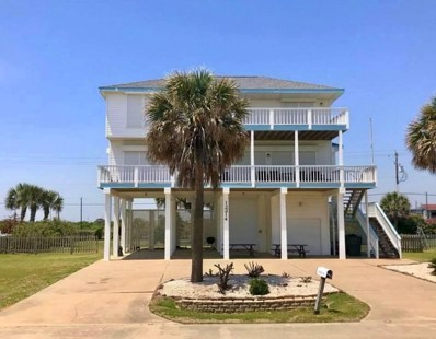 12214 Hershey Beach, Galveston, TX 77554 - MLS#: 8584142