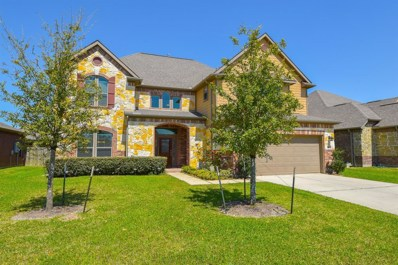2819 E Trailblazer Lane, Manvel, TX 77578 - MLS#: 85851357