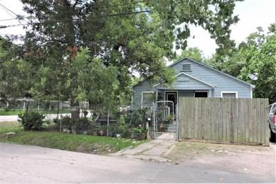 7401 Anzac Street, Houston, TX 77020 - MLS#: 86195386