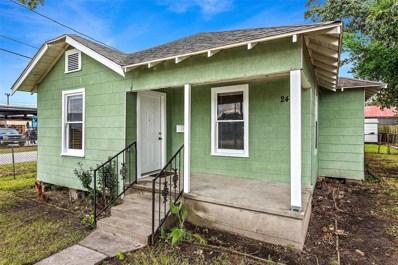 2420 Eastman Street, Houston, TX 77009 - MLS#: 86529657