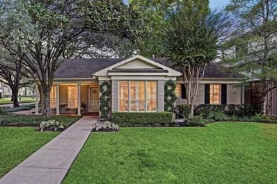 4538 Waring Street, Houston, TX 77027 - MLS#: 87120480