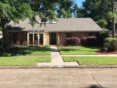 6110 Paisley Street, Houston, TX 77096 - MLS#: 87894654