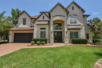 23 Signature Crest Court, The Woodlands, TX 77382 - MLS#: 88438609