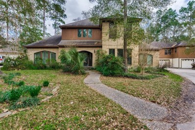 15 Knoll Pines Court, Spring, TX 77381 - MLS#: 8923015