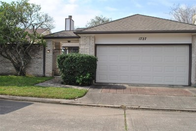 1727 Linfield Way, Houston, TX 77058 - MLS#: 89398891