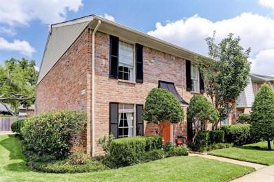 14716 Perthshire UNIT E, Houston, TX 77079 - MLS#: 89650533