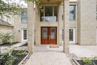 15600 Barkers Landing UNIT 21, Houston, TX 77079 - MLS#: 90106629