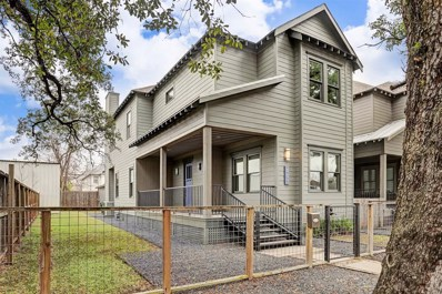 805 E 24th Street, Houston, TX 77009 - MLS#: 90167475
