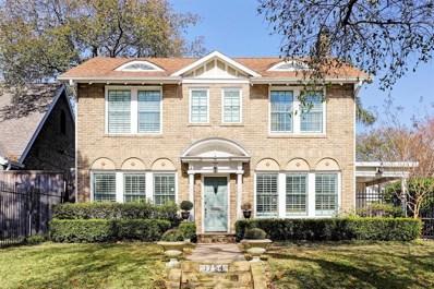 1754 Harold Street, Houston, TX 77098 - MLS#: 90231587
