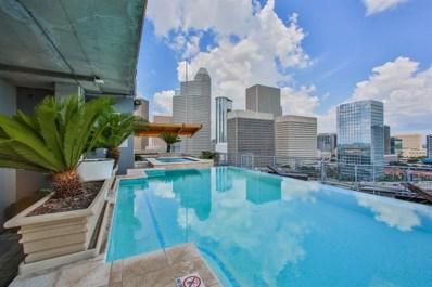 2000 Bagby Street UNIT 7418, Houston, TX 77002 - MLS#: 9035553