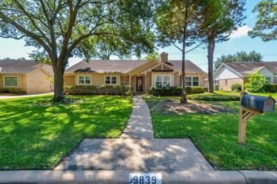 9839 Canoga Lane, Houston, TX 77080 - MLS#: 90430018
