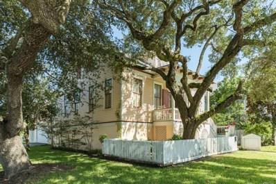 1502 20th, Galveston, TX 77550 - MLS#: 90707467