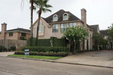 6105 Inwood UNIT A, Houston, TX 77057 - MLS#: 91156335