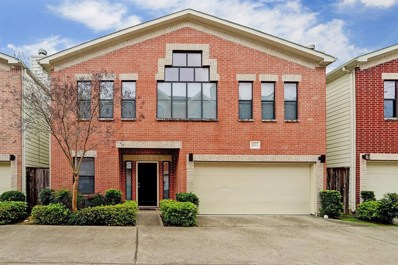 10801 Greenwillow Street UNIT A, Houston, TX 77035 - MLS#: 91518641