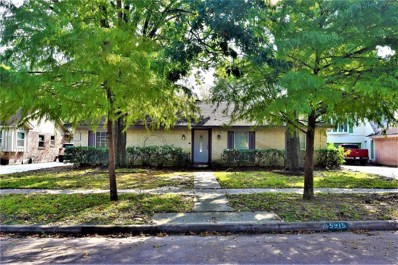 5915 Bent Bough Lane, Houston, TX 77088 - MLS#: 91586865