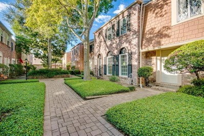 6427 Burgoyne Road UNIT 14, Houston, TX 77057 - MLS#: 92050758