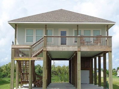 141 Verdia, Crystal Beach, TX 77650 - MLS#: 93080787