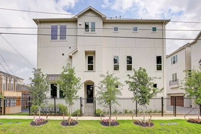 1317 W 24th Street UNIT B, Houston, TX 77008 - MLS#: 93334640