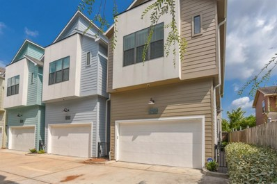 2402 Couch Street, Houston, TX 77008 - MLS#: 93962546