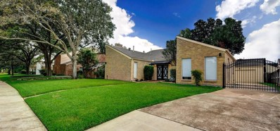 1607 Warwickshire Drive, Houston, TX 77077 - MLS#: 94355626