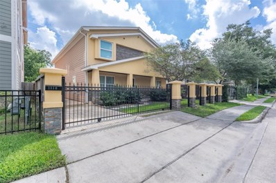 1110 Enid Street, Houston, TX 77009 - MLS#: 95097700
