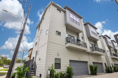 1044 W 15th 1\/2 Street, Houston, TX 77008 - MLS#: 95130992