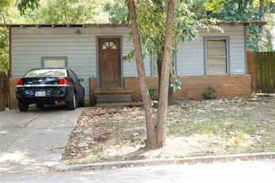 607 W Dallas Street, Conroe, TX 77301 - MLS#: 9513140